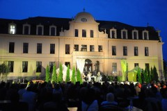 Abends Theater Schloss Ribbeck